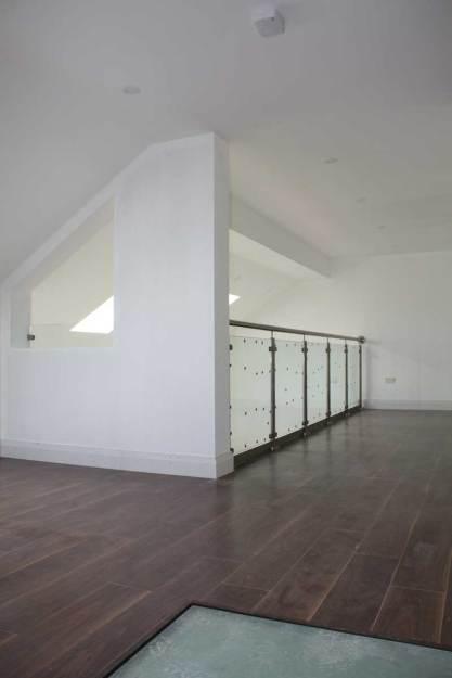 View across mezzanine