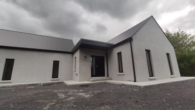 Another completed house in Co. Mayo...