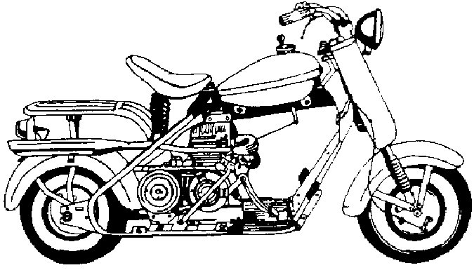 Mark Swift Motorscooter Homepage
