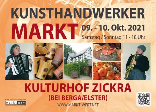 kunsthandwerkermarkt Zickra