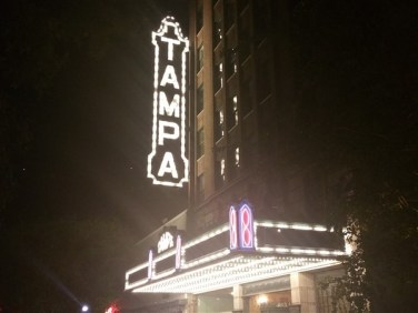 Tampa Theater offers live concert performances and special film screenings
