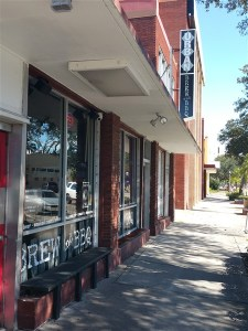 Urban Brew & BBQ is a craft beer bar and restaurant near Tropicana Field in St. Pete