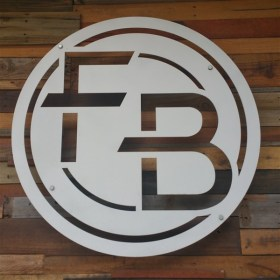Logo for Flying Boat Brewing Company in St. Petersburg, Florida