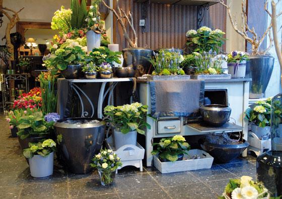 STIELVOLL Blumen  mehr  Marktplatz Region Trier