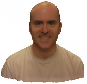 This is a 3D rendering of me
