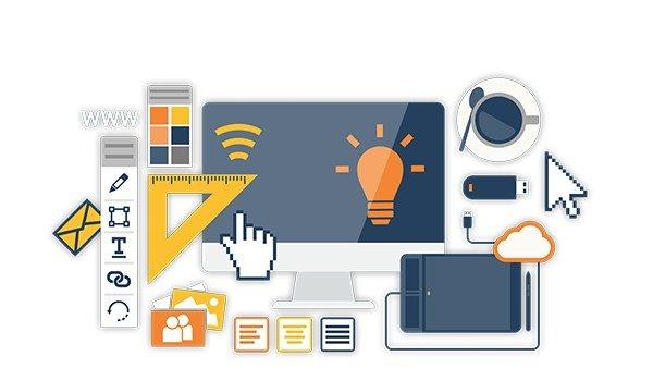 create a cutomize website