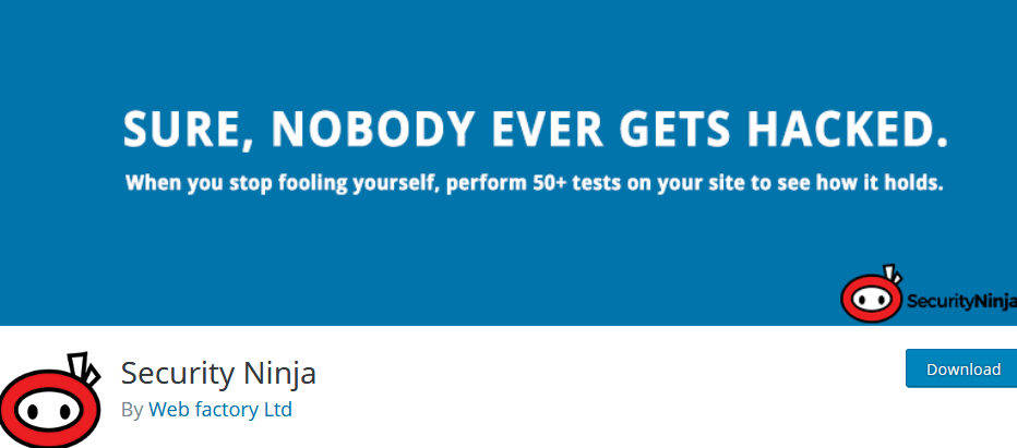 Security Ninja: WordPress Plugin Review