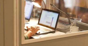 translators cubicle