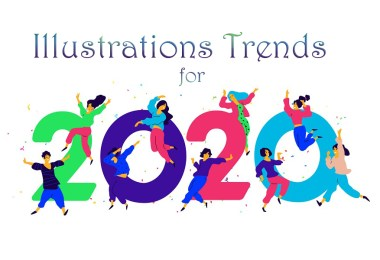 Illustrations Trends