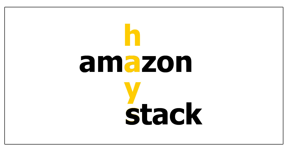 Amazon Haystack Logo