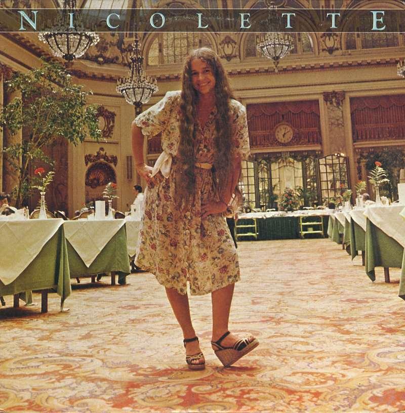 nicolette album cover