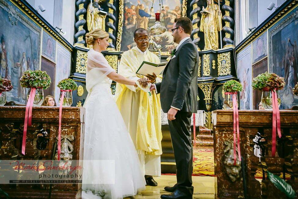 Barbara und Philipp  Hochzeitsvideo im Stift