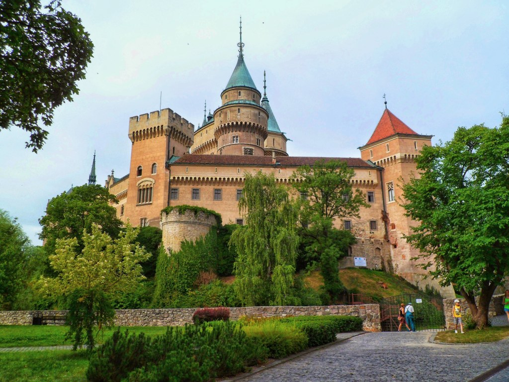 Schloss Bojnice (Bojnice, Slowakei)