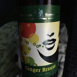 Neuzelle Klosterbrau Ginger Brause 2