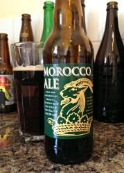 Daleside Morocco Ale and glasses