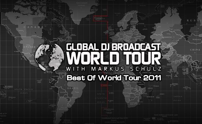 Best of World Tour 2011 Header