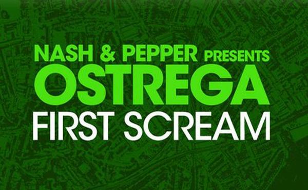 Ostrega - First Scream Header