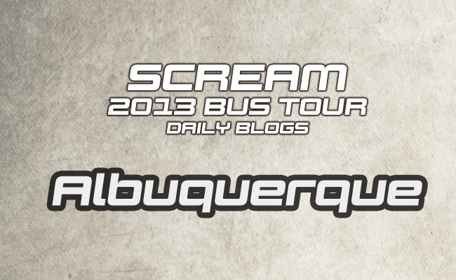 Scream Bus Tour: Albuquerque