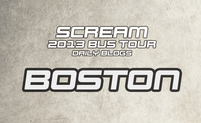 Scream Bus Tour Blogs Boston