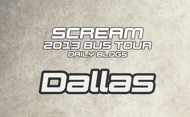 Scream Tour Blog: Denver