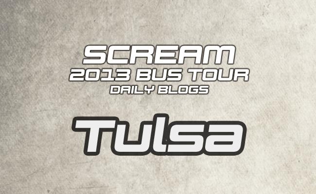 Scream Bus Tour: Tulsa