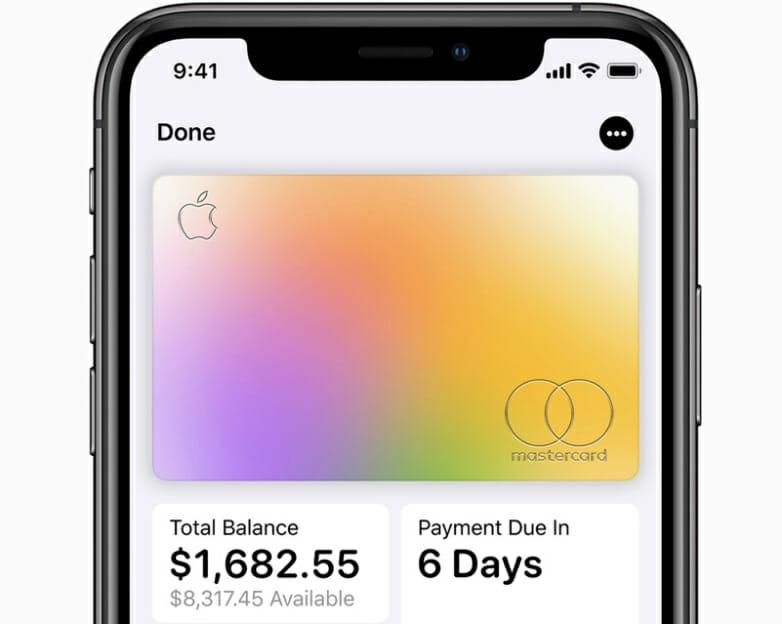 Apple Card: Keine Zahlungen bei Verlust des iPhones mehr möglich