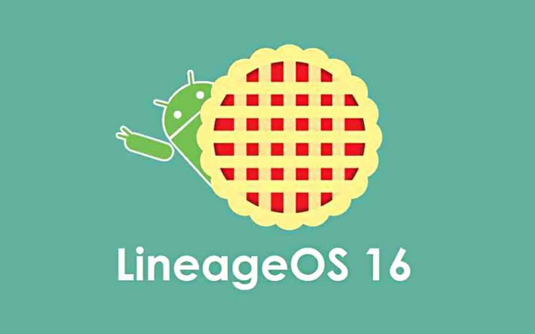 Lineage OS: Version 16.0 veröffentlicht