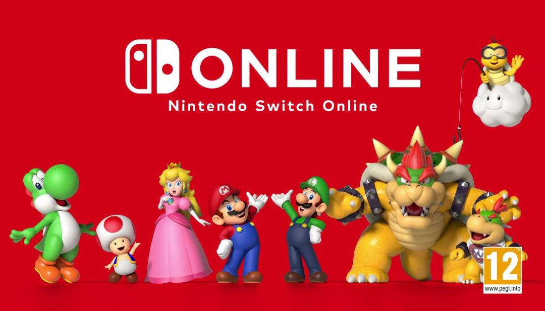 Nintendo Switch Online ab morgen auch mit SNES-Games