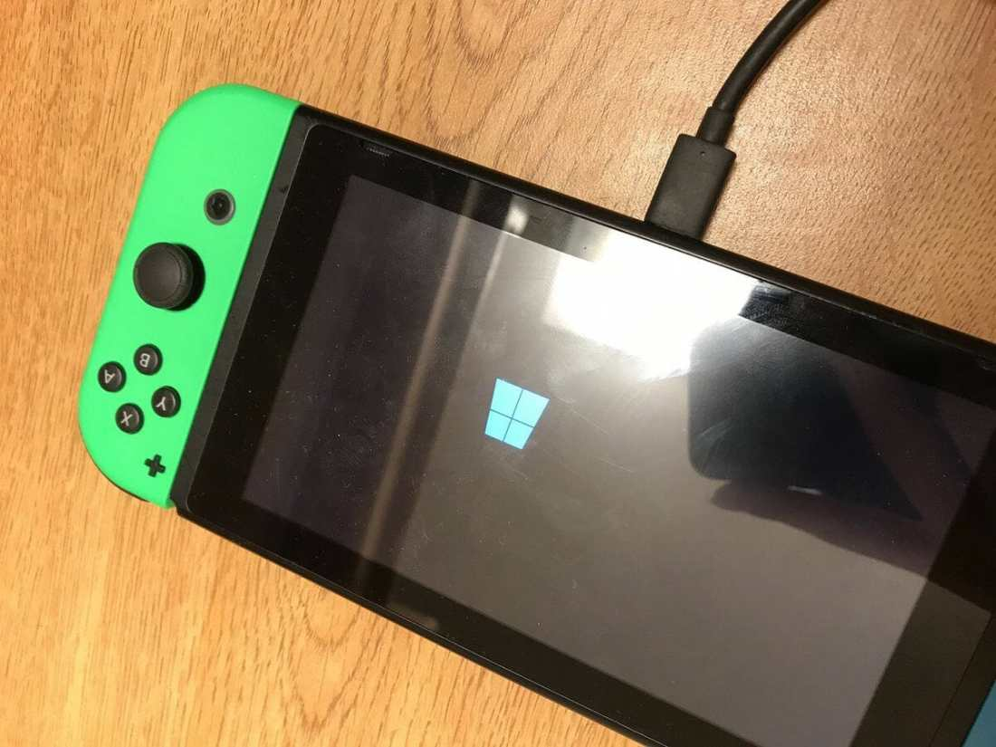 Nintendo Switch Windows 10