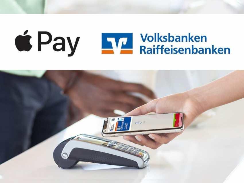 Apple Pay Volksbank