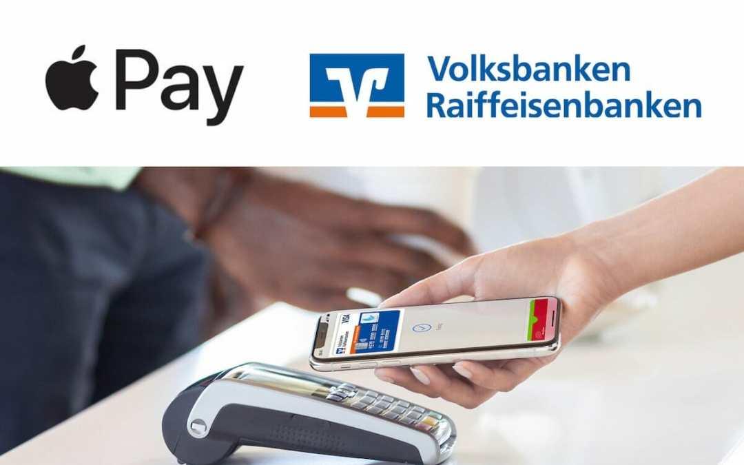 Apple Pay: Auch die Volksbanken wollen noch 2019 mitmachen