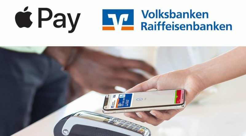 Apple Pay Volksbank