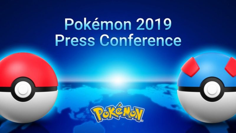 Pokémon-Pressekonferenz