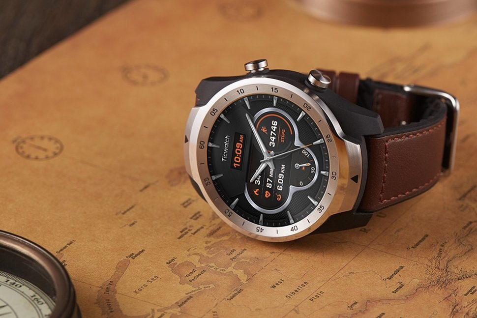 Mobvoi: Ticwatch Pro 4G offiziell vorgestellt