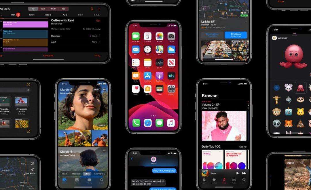 Apple: iOS 13 & iPadOS 13 Public Beta veröffentlicht