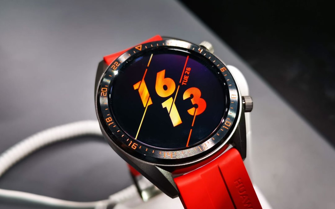 Huawei Watch GT: Support für Custom Watch Faces kommt