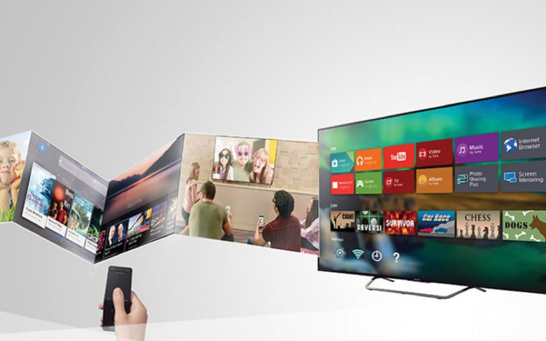 Android TV Redesign 2019