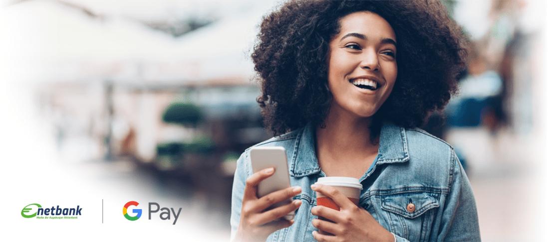netbank Google Pay