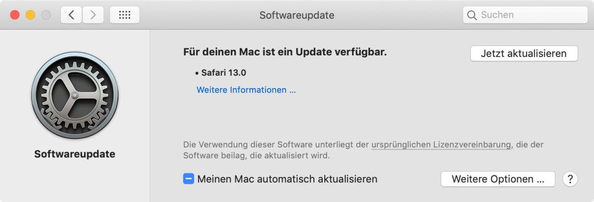 Safari 13.0