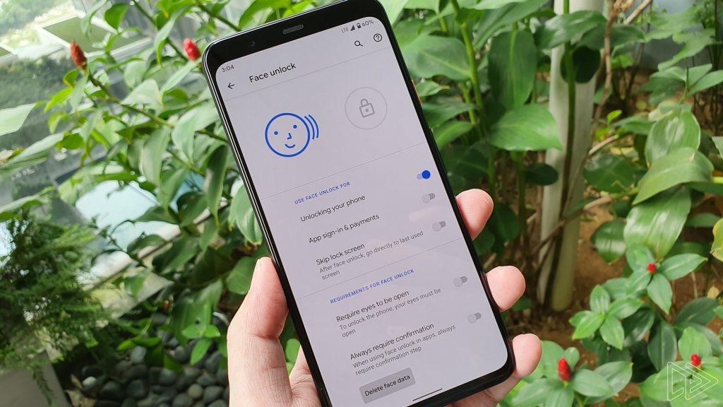 Google Pay: Bezahlung via Gesichtserkennung auf dem Pixel 4 (XL) möglich