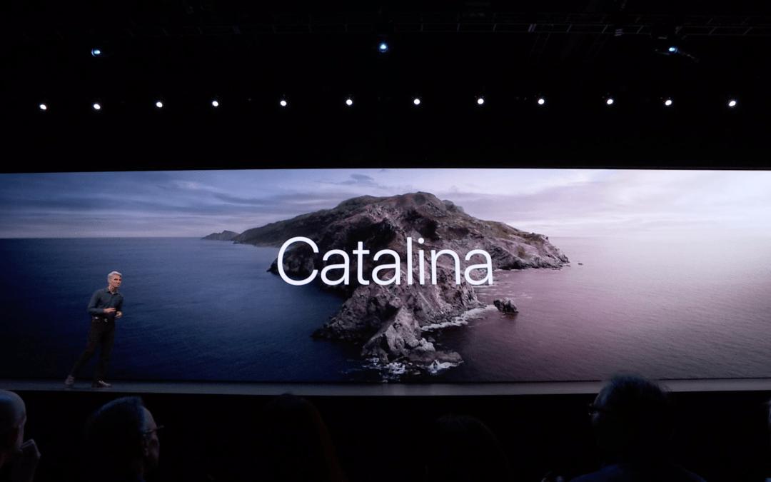 """Apple veröffentlicht Golden Master für macOS 10.15 """"Catalina"""""""