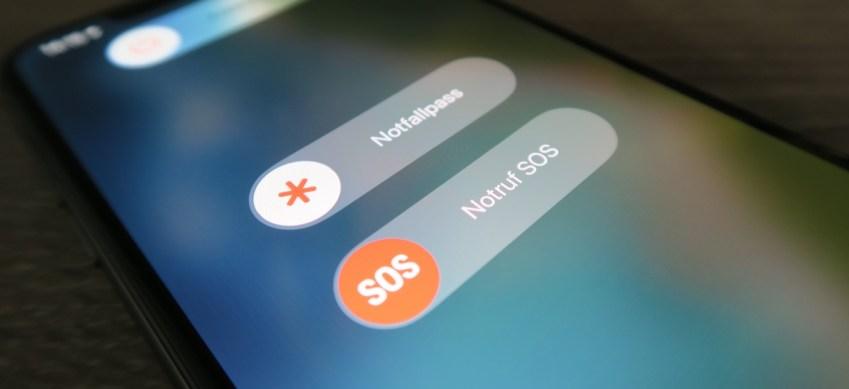 iOS 13.5 Notfallpass