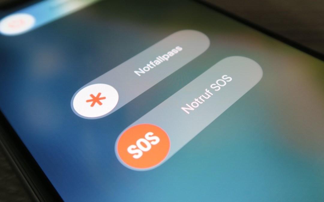 iOS 13.5: Apple Watch und iPhone schicken künftig Notfallinformationen an Rettungskräfte