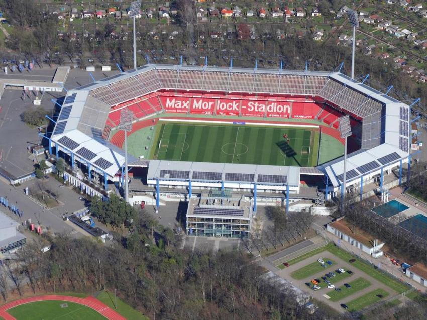 Max-Morlock-Stadion Nürnberg