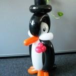 Ballon-Pinguin-groß