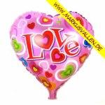 Folienballon i-love-you-herz-hippiepink