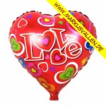 Folienballon i-love-you-herz-hippiered