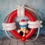 Ballon-Rettungsring-Popeye