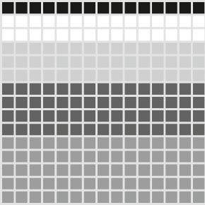Beispielgrafik Histogramm Pixel Tonwerte