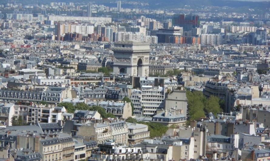 1. Mai 2012 in Paris
